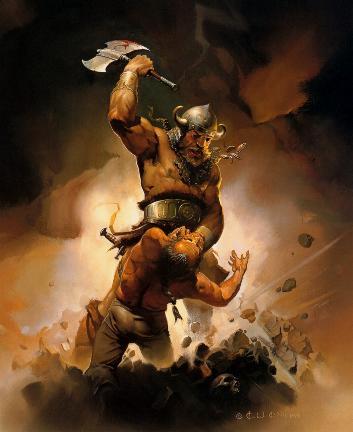 Wikinger Götter Thor